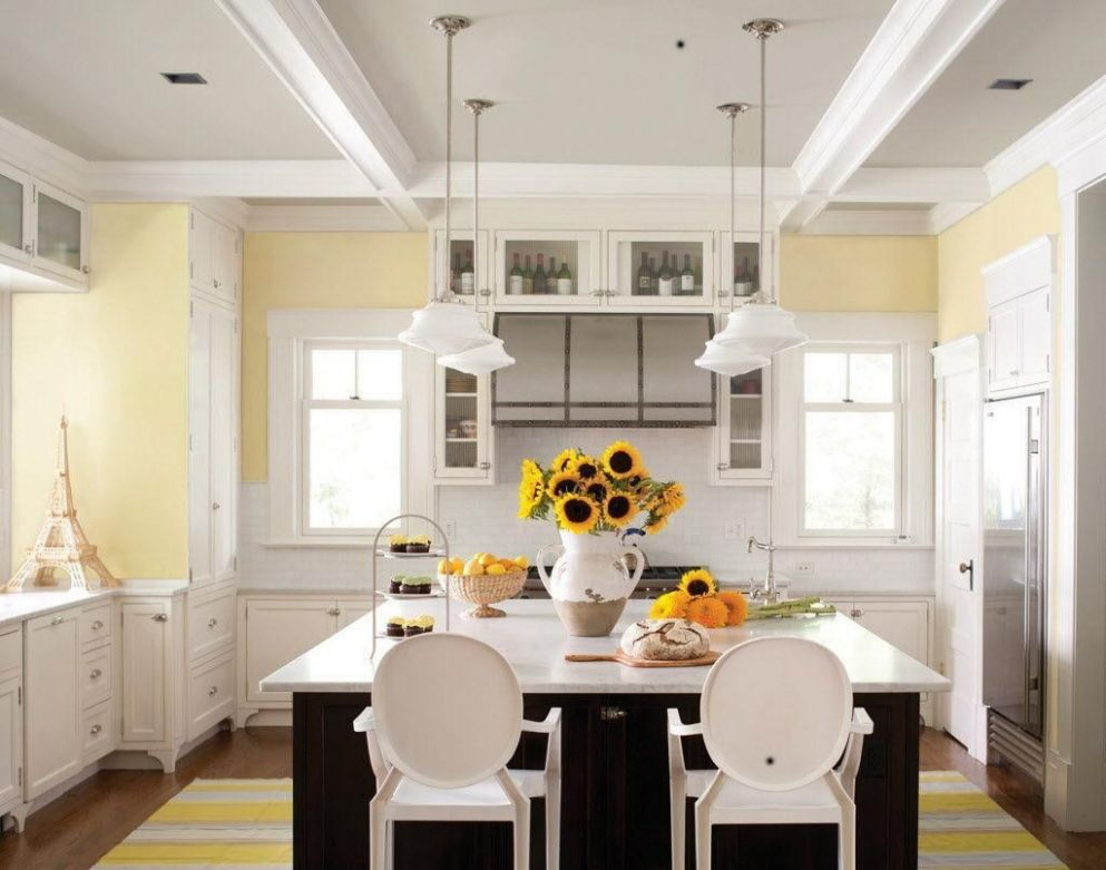 Best Paint Colors for East Facing Rooms | Kitchen color trends ..