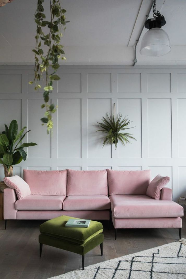 Blush Pink Sofas: Add A Touch Of Color To Your Living Room | Samt ..