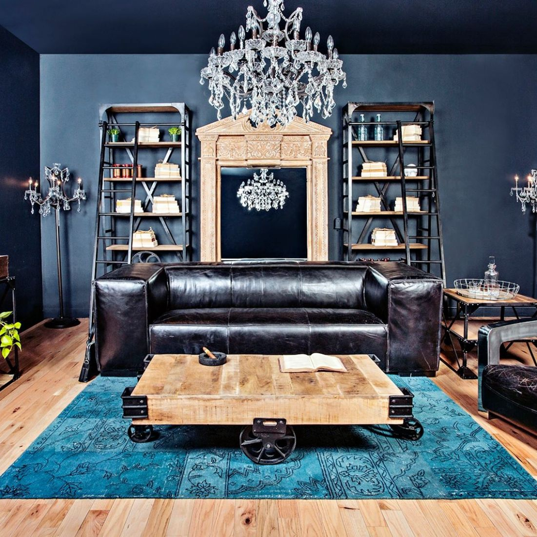 Bois & Cuir: St-Hubert's Trendy Home Décor Store - Montreall ...