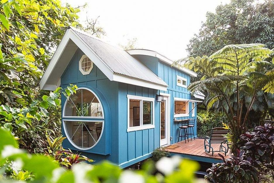 Brother and Sister Design Striking Tiny Home in Hawaii - Tiny ..