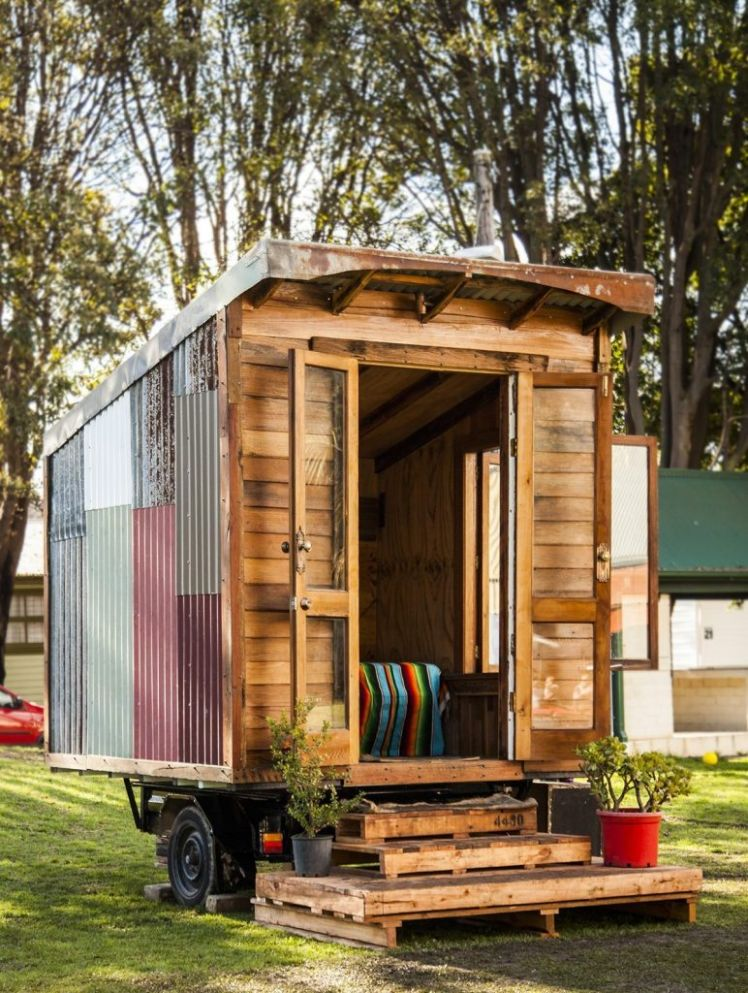 Building a Tiny House in Adelaide - Helen Edwards Writes - tiny house adelaide