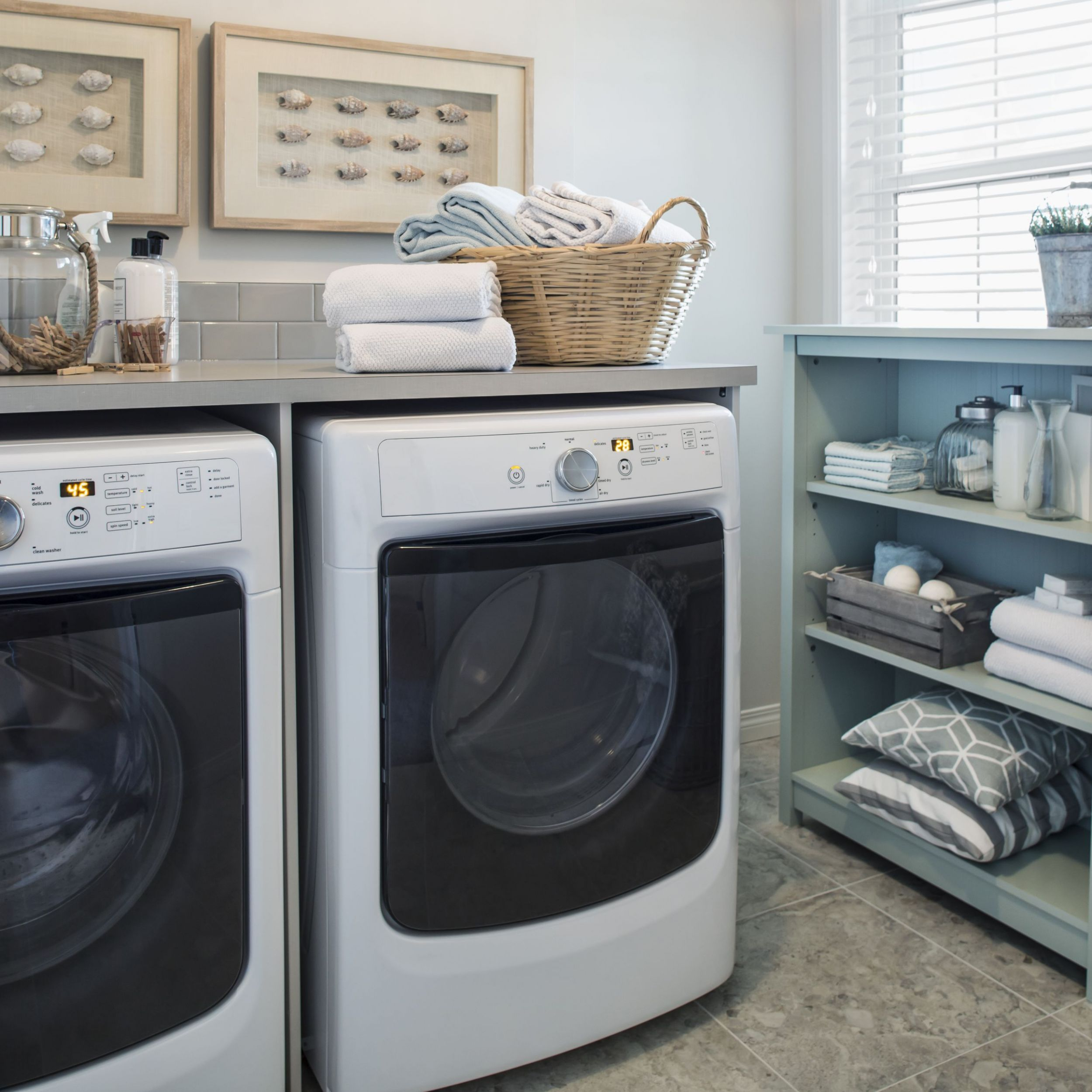 Building and Design Specifications for a Laundry Room - laundry room ideas for top loading washers