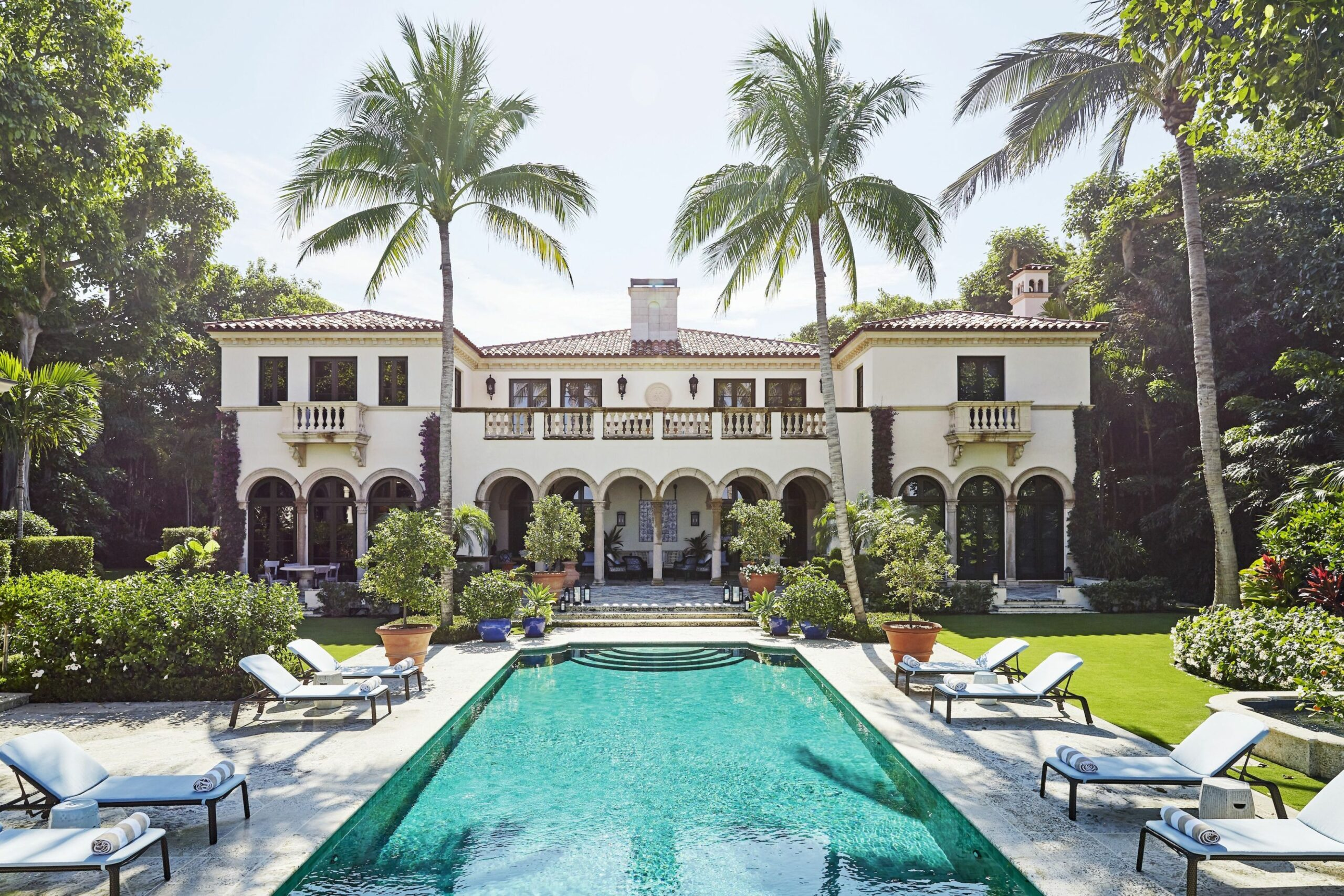 Bunny Williams's Palm Beach Style - Palm Beach Interior Design ...