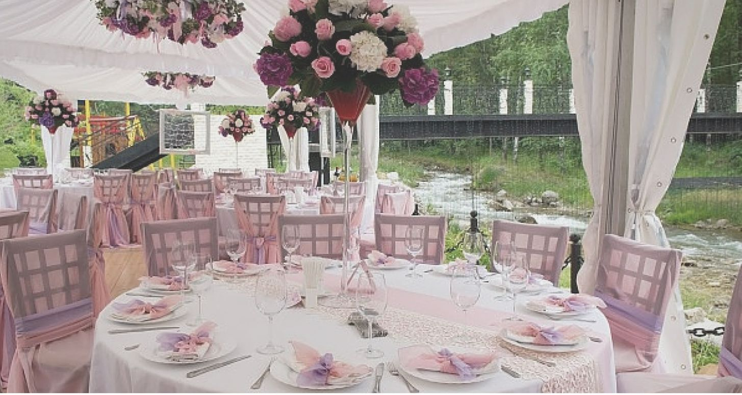 Celebrate your party with an Outdoor Quinceañera - backyard quinceanera ideas