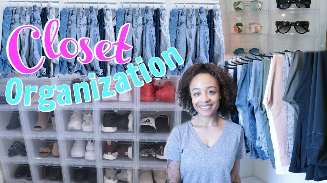 Cheap Closet Organization Ideas! $12 to under $12 - closet ideas cheap