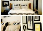 Cheap Diy Bedroom Wall Decor Ideas Master Accent Design Painting ...