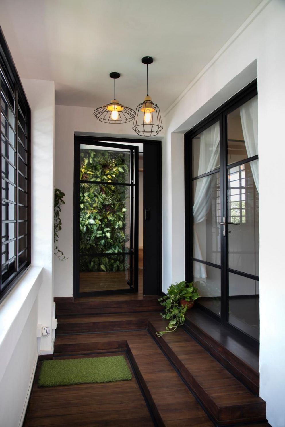 Check out this Scandinavian-style HDB Balcony and other similar ...