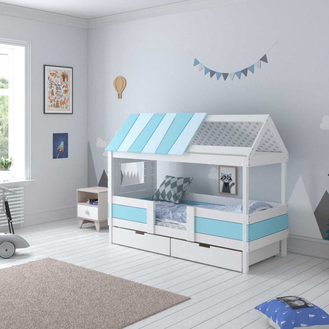 Children's & Baby Beds by ComfortBaby - Your Baby Equipment Store