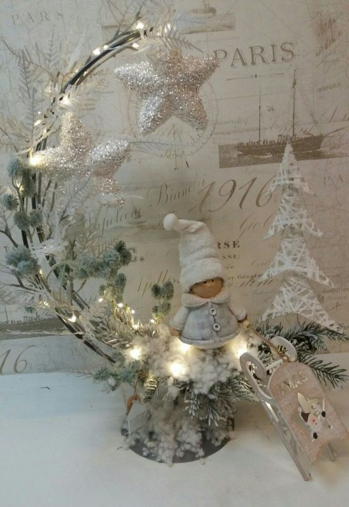 Christmas decor ideas; holiday home decor ideas; holiday ornaments ...