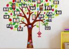 Classroom Decoration Class Tree Wall Decal Sticker with Picture ...