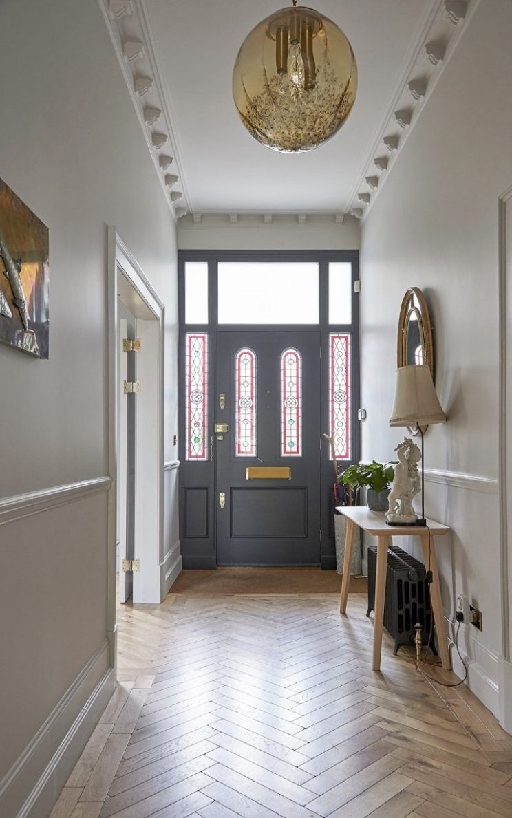 cole-sw9-london-houses-9 | House styles, Hallway inspiration ...