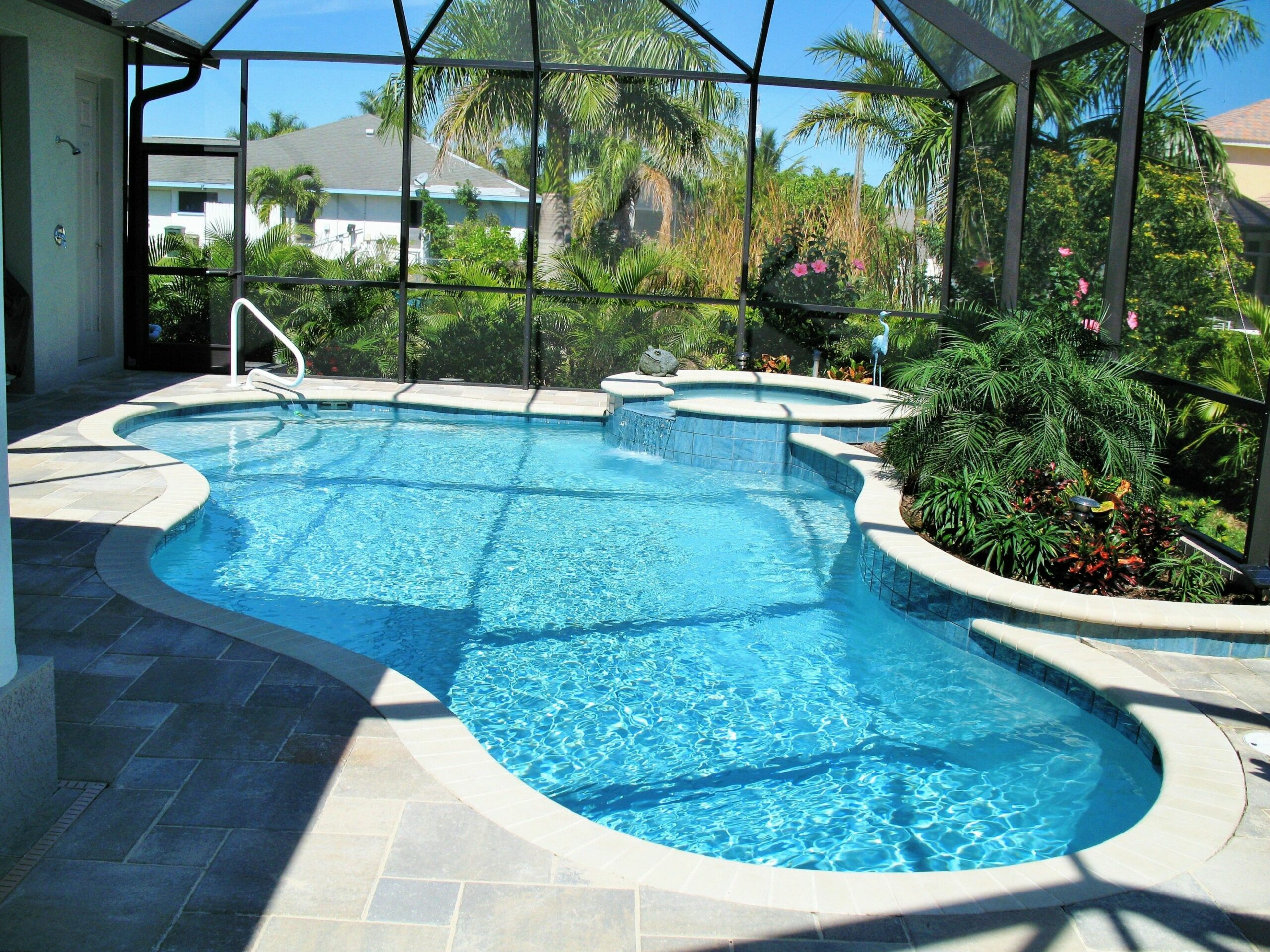 concrete pool jacksonville florida | Swimming pools, Concrete ...