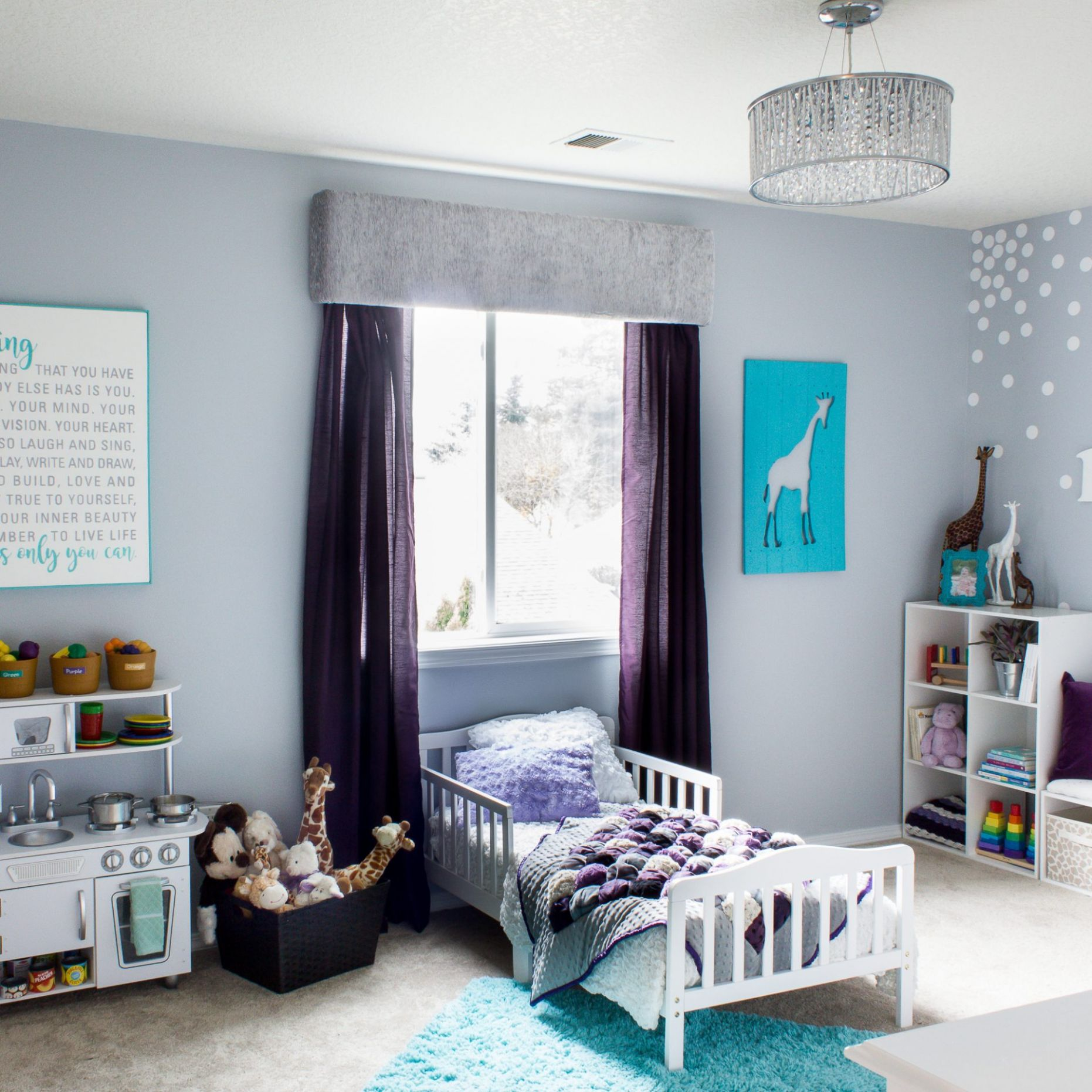 Cute Toddler Girl Room Ideas with may DIY decor tutorials and plans - bedroom ideas toddler girl