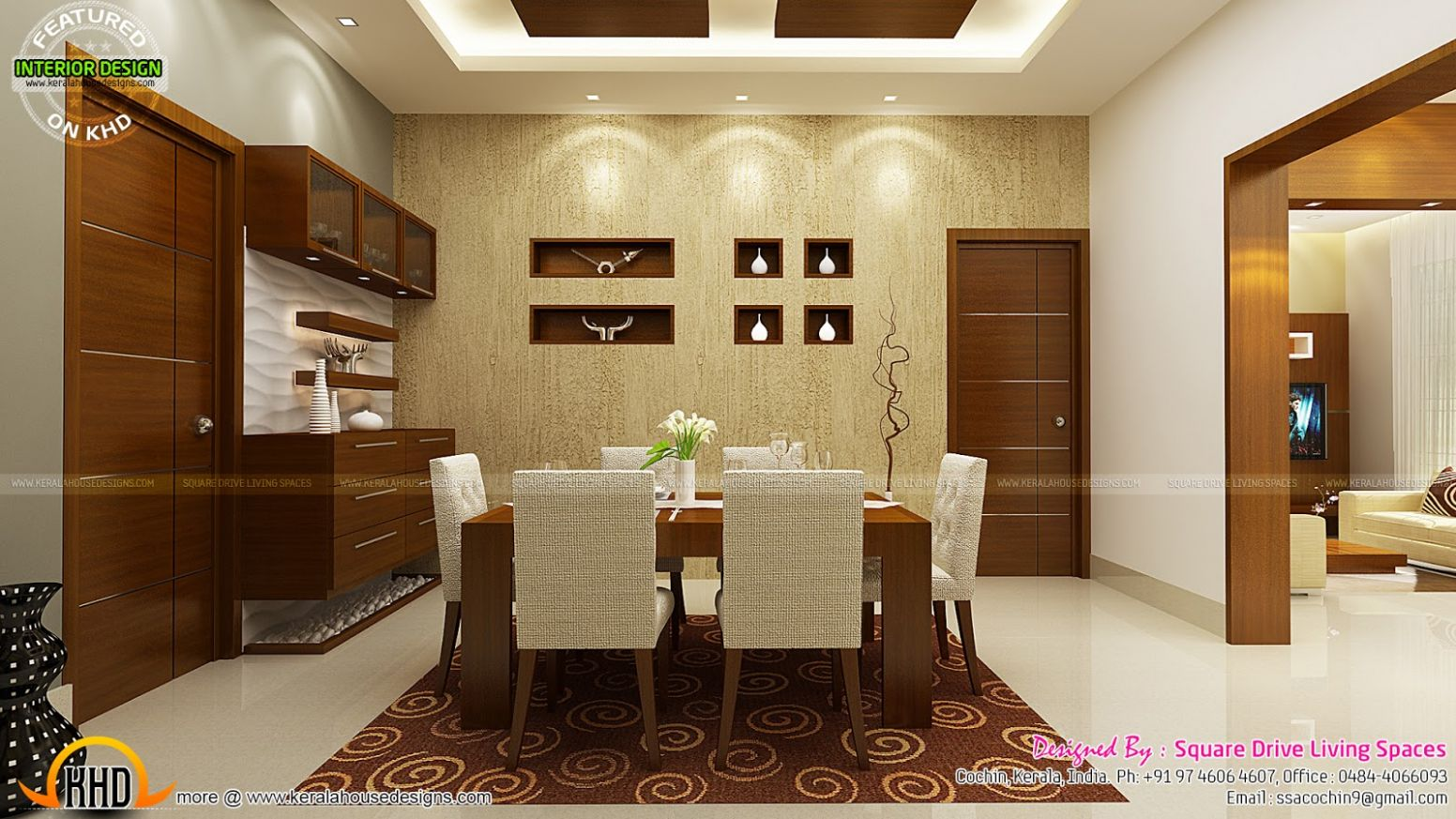 Dining Room With Curtains Room Decorating Ideas Amp Home ..