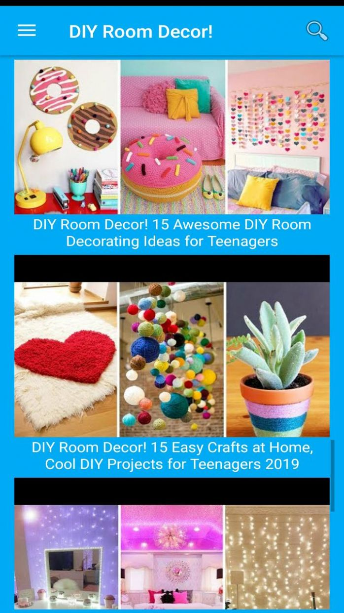 DIY Room Decore Videos for Android - APK Download - diy home decor video download