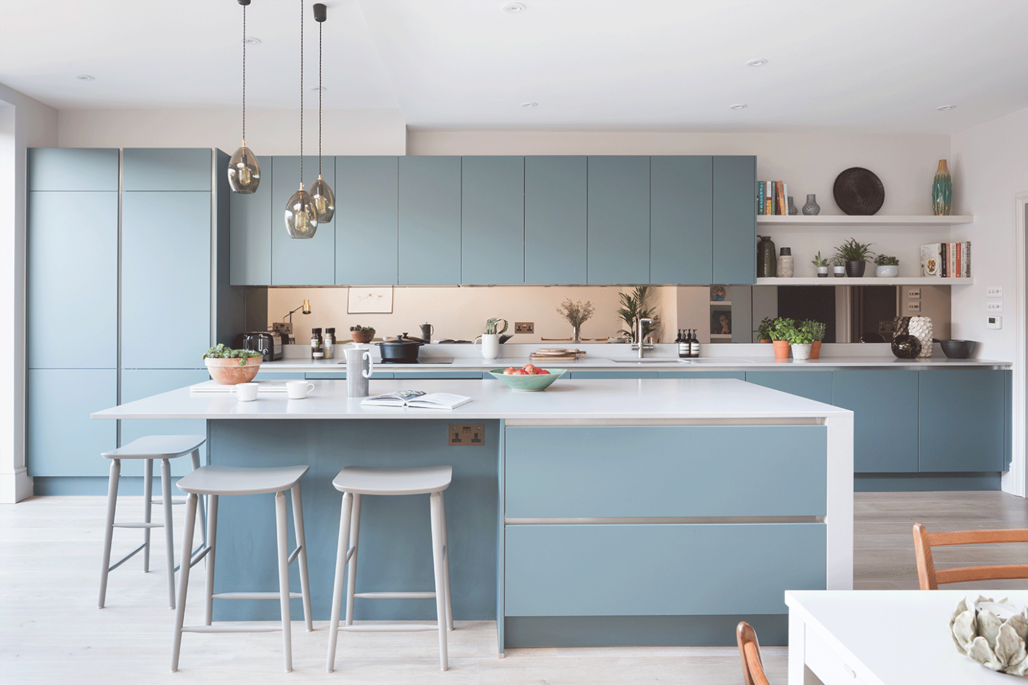 Ealing, Coldershaw Road Case Study — NJC Kitchens - kitchen ideas ealing opening hours