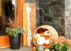 Easy DIY Fall Front Porch Decor | The Happy Housie
