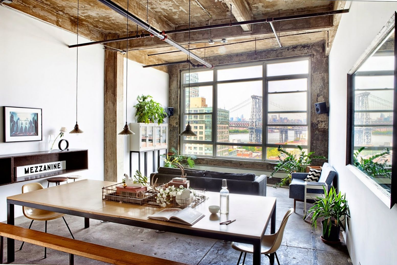Easy Ways to Add Natural Elements to your Urban Abode | Décor Aid - apartment design natural