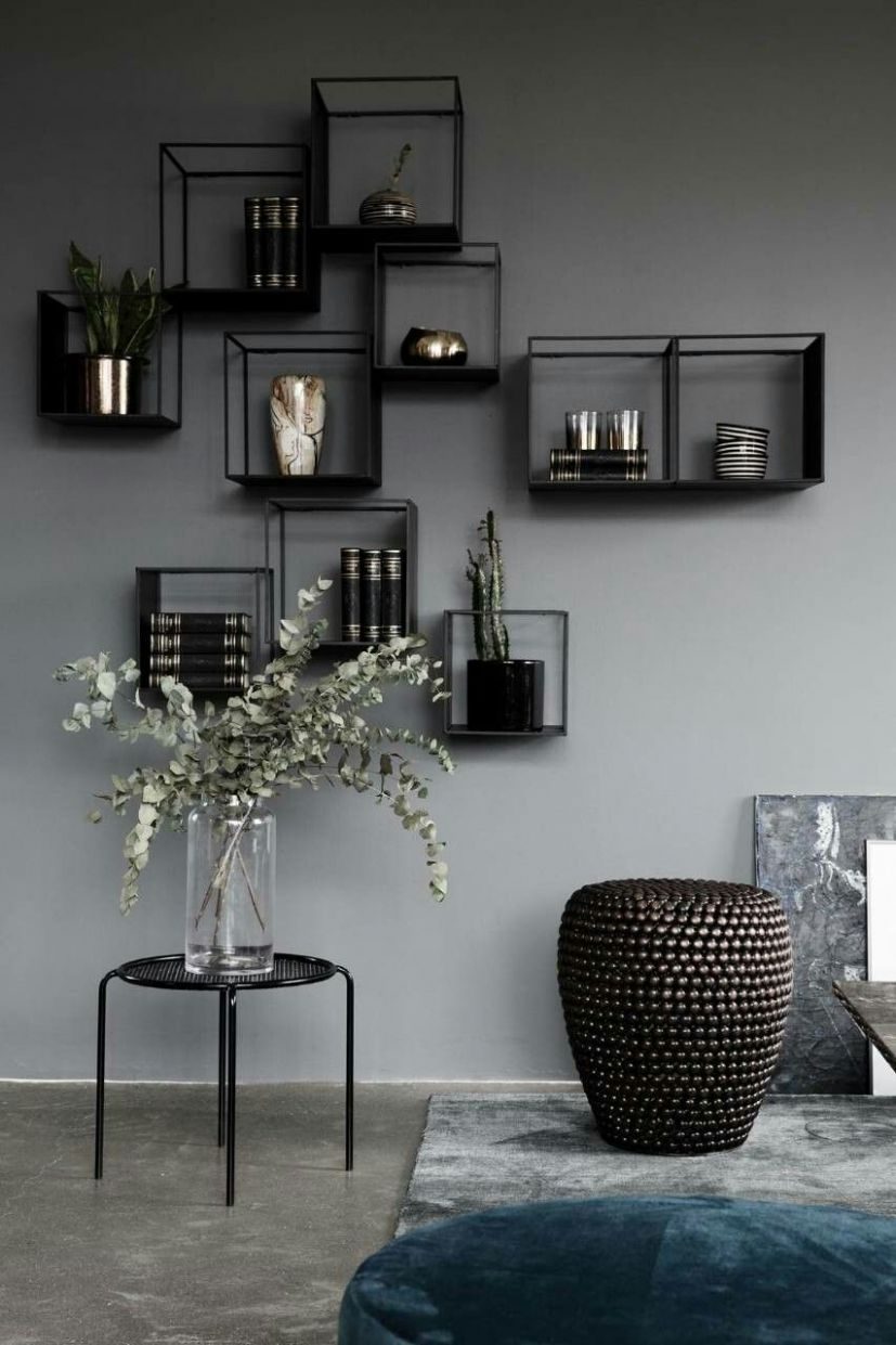 Elegant minimalist home decor inspiration. Wall decor ideas ..
