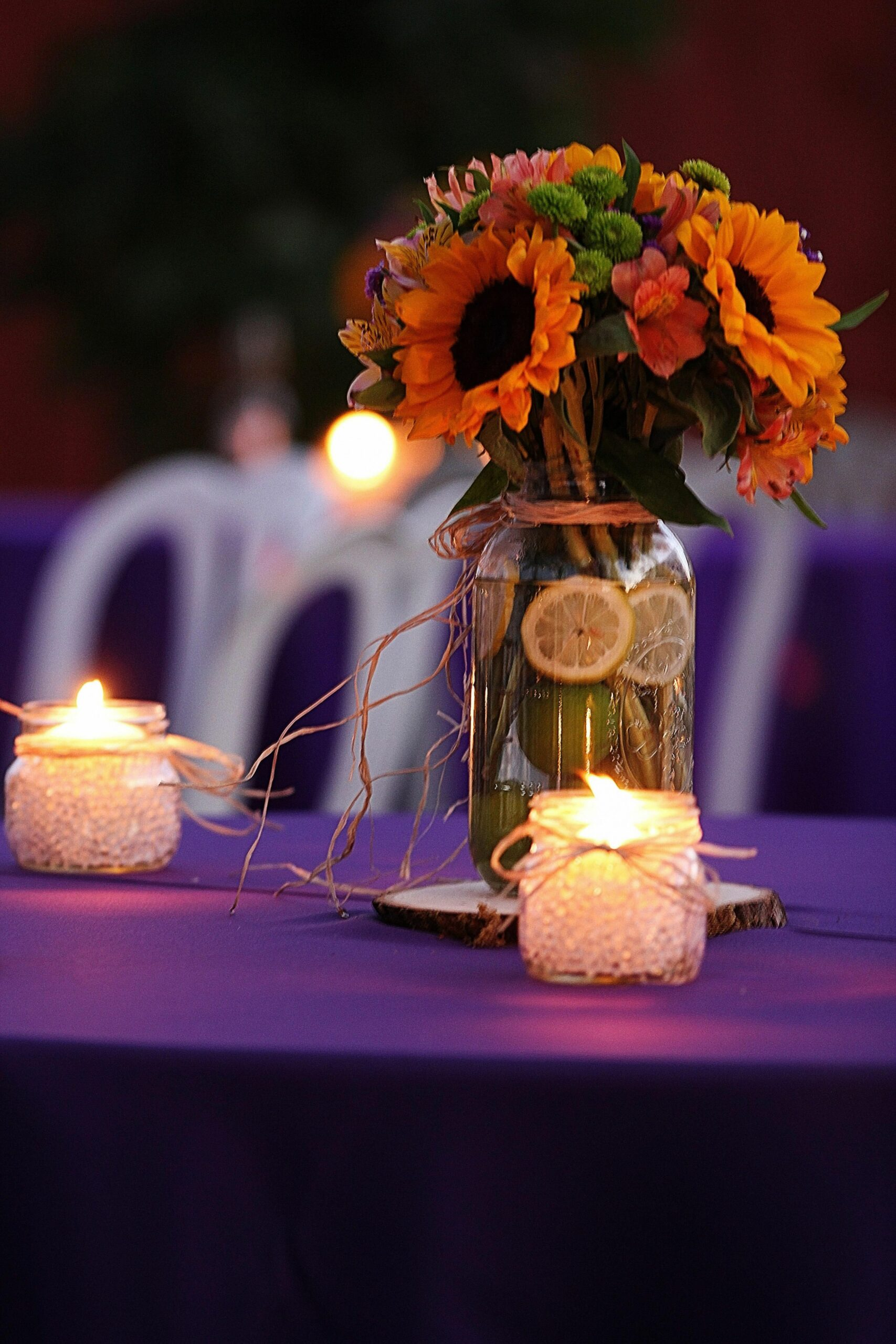 Elegant quinceanera decorations diy Chat now | Backyard party ...