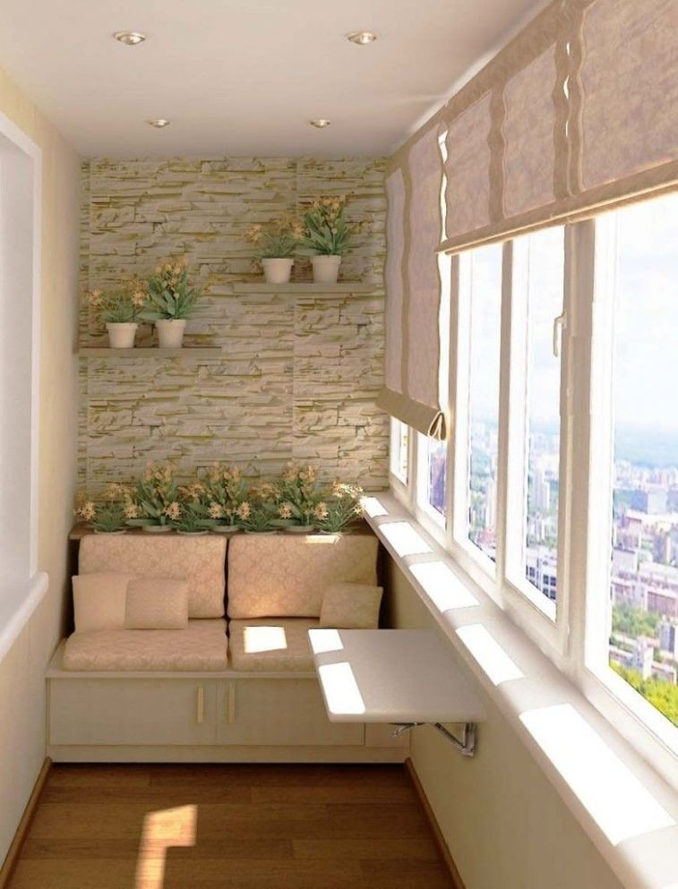 Enclosed Balcony Ideas With A More Exquisite Design 9 ...
