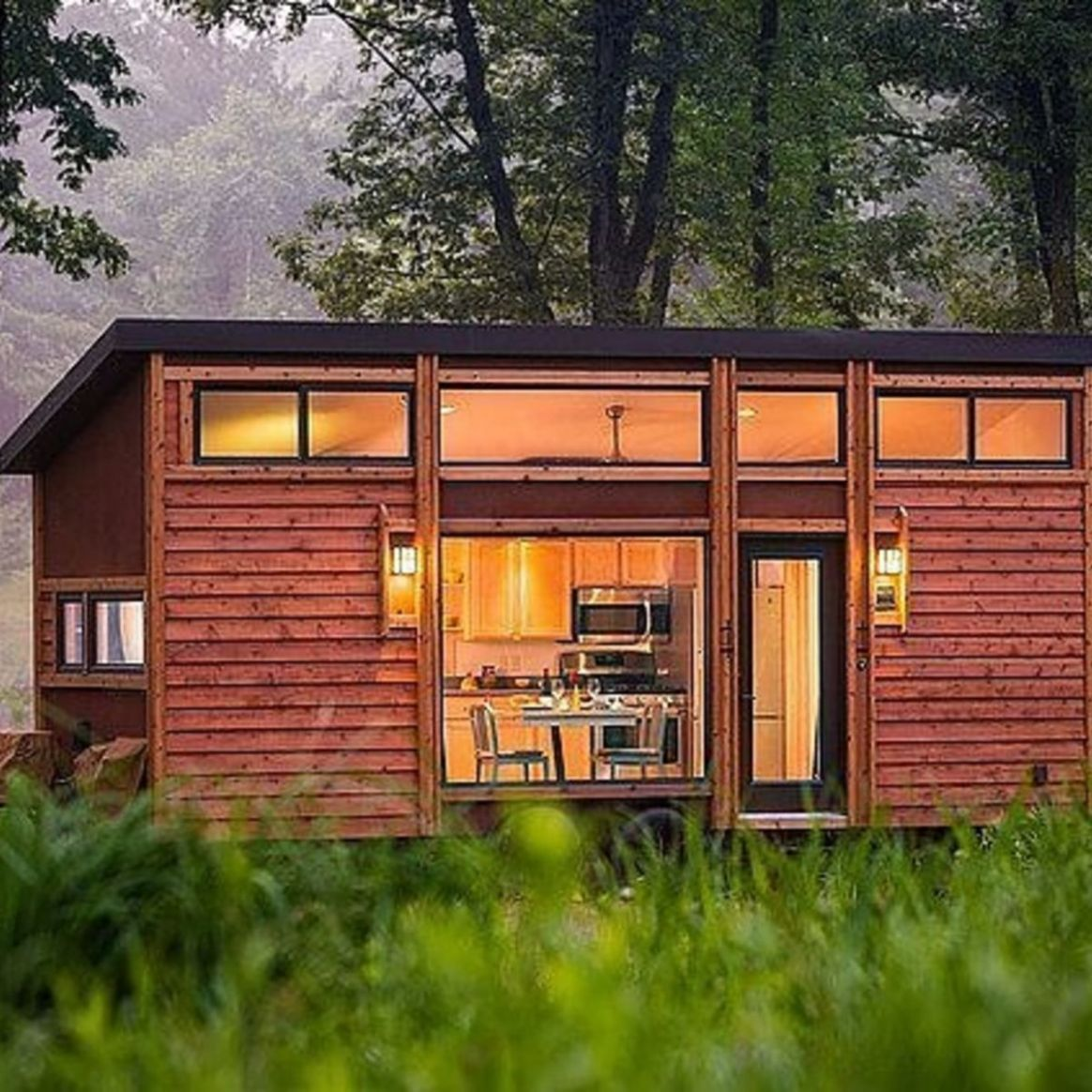 """ESCAPE RV & Tiny Homes """"Traveler"""" - Tiny House for Sale in Rice Lake,  Wisconsin - Tiny House Listings - tiny house wisconsin"""
