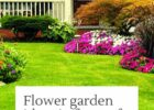 Flower garden ideas in front of the house - 11 Gardens