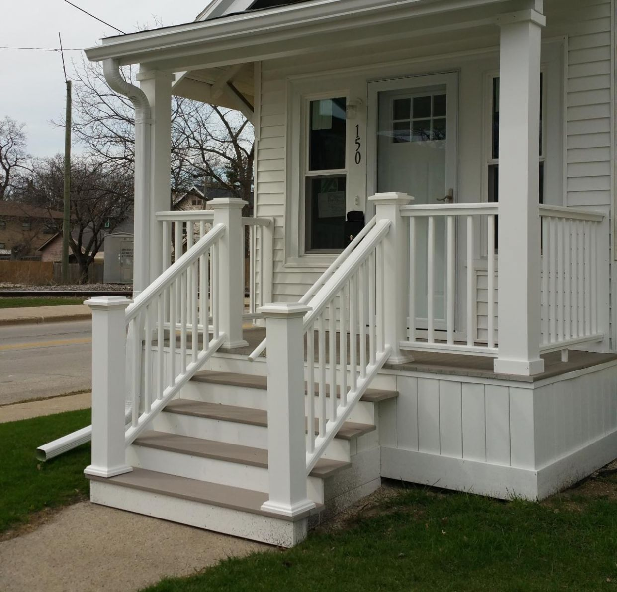 Front Porch Ideas With Columns - front porch ideas with columns