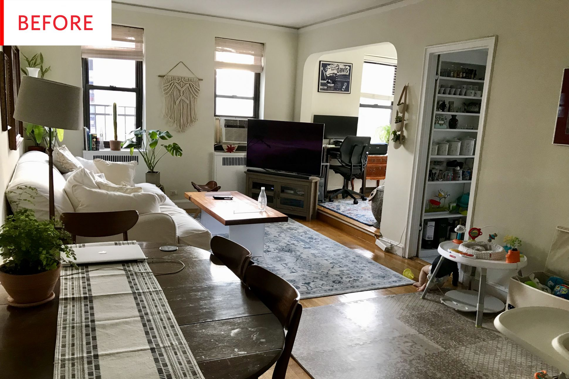 Furniture Rearranging Ideas for Small Apartment Living | Apartment ...