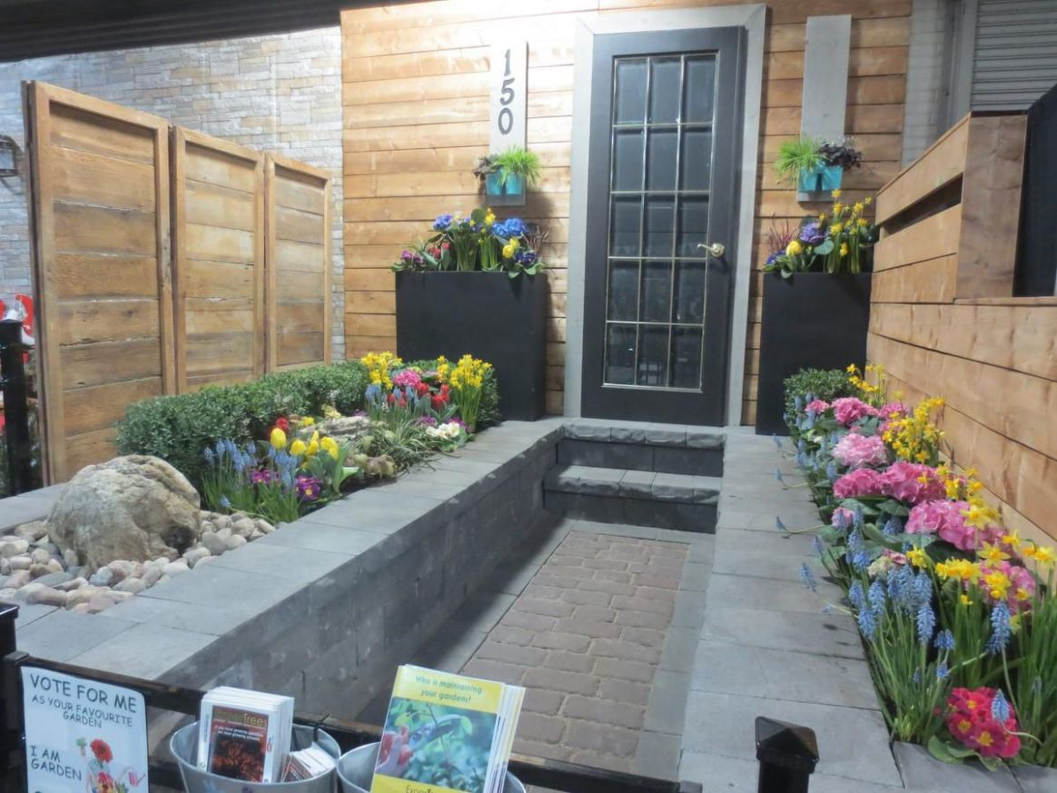 Get some big ideas for small garden spaces at this year's Canada ...