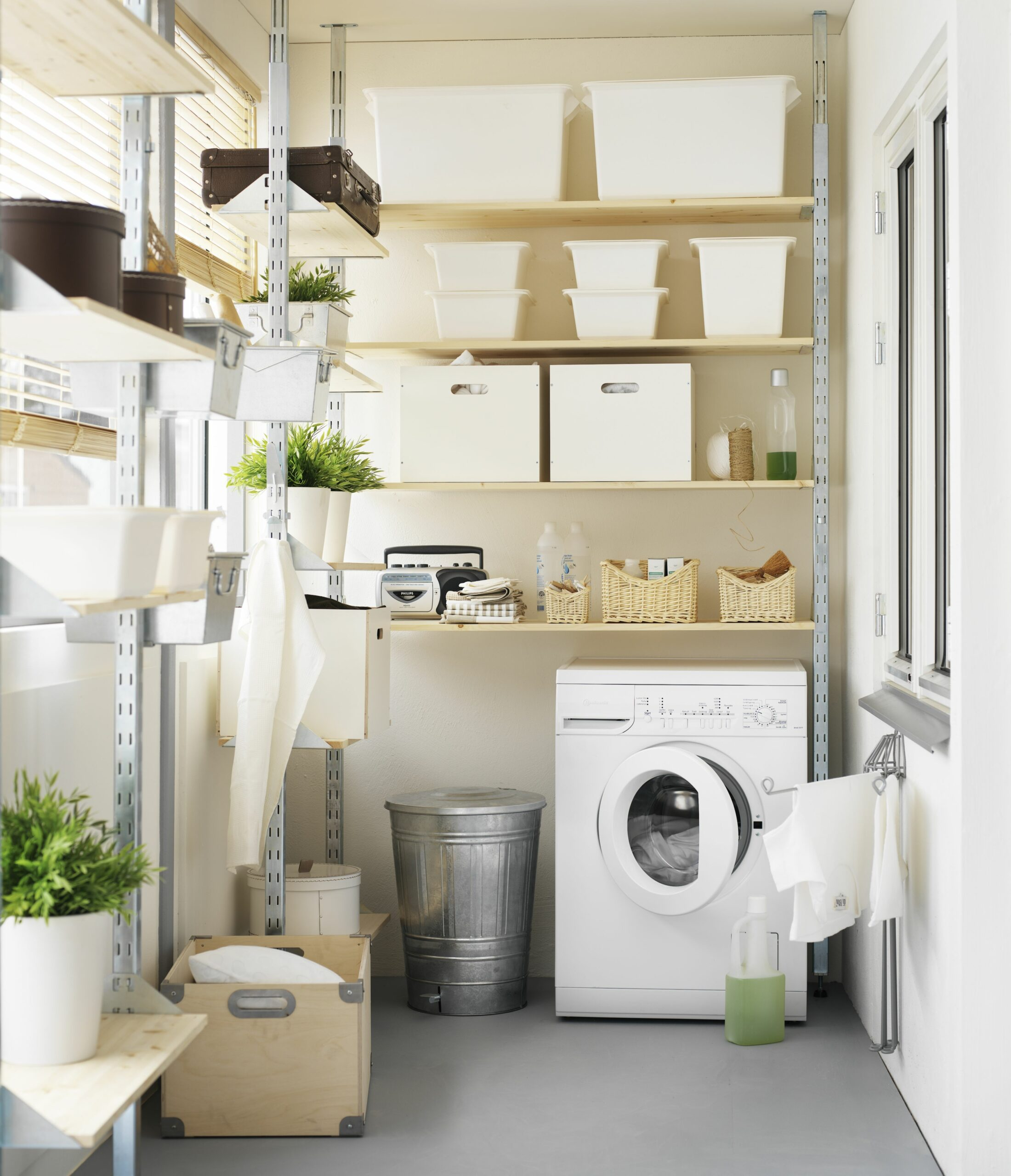 Got space for a laundry room?