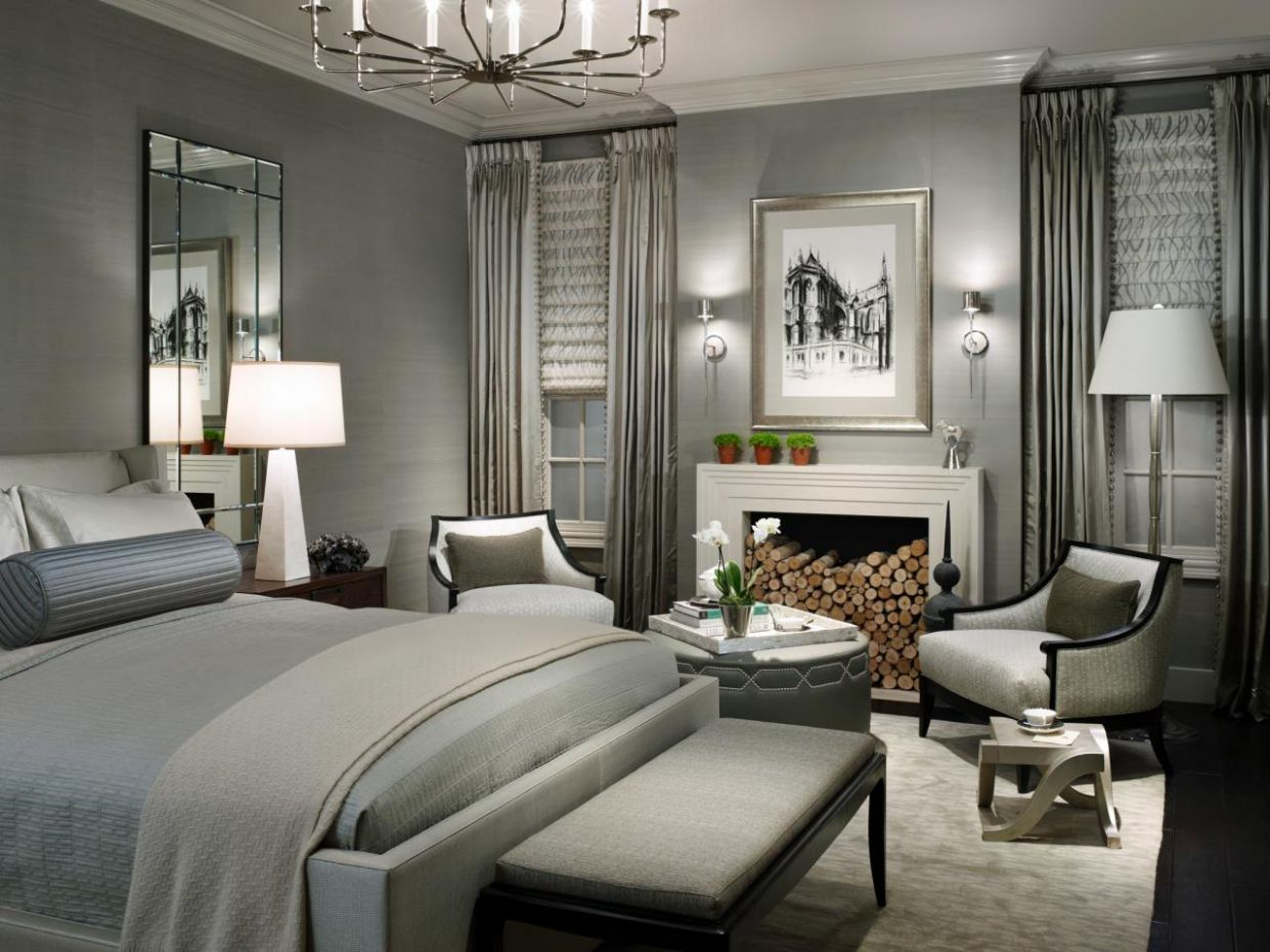 Grey Bedroom Ideas with Calm Situation - Traba Homes - bedroom ideas using grey