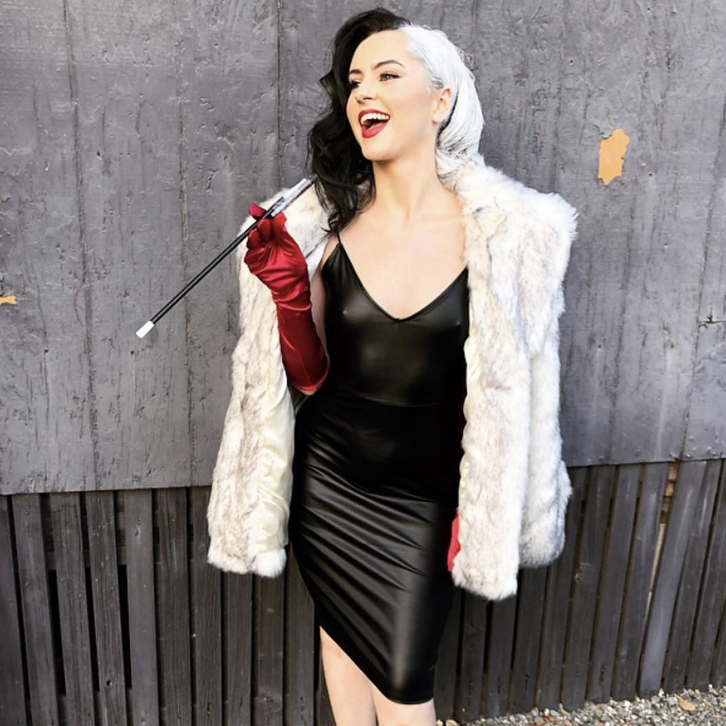 Halloween Costume Ideas With a Little Black Dress | POPSUGAR Fashion