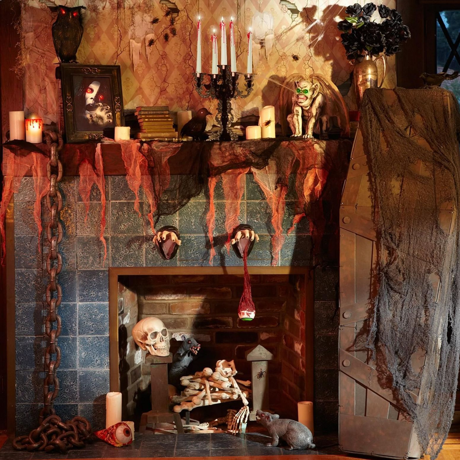 HALLOWEEN DECORATIONS : IDEAS & INSPIRATIONS: Totally ..