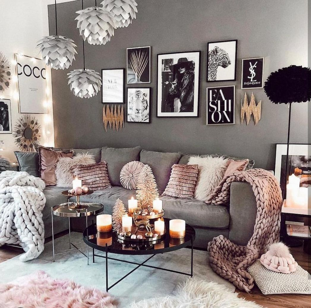 Home decor inspiration ? shared by MaJa on We Heart It - home decor inspiration