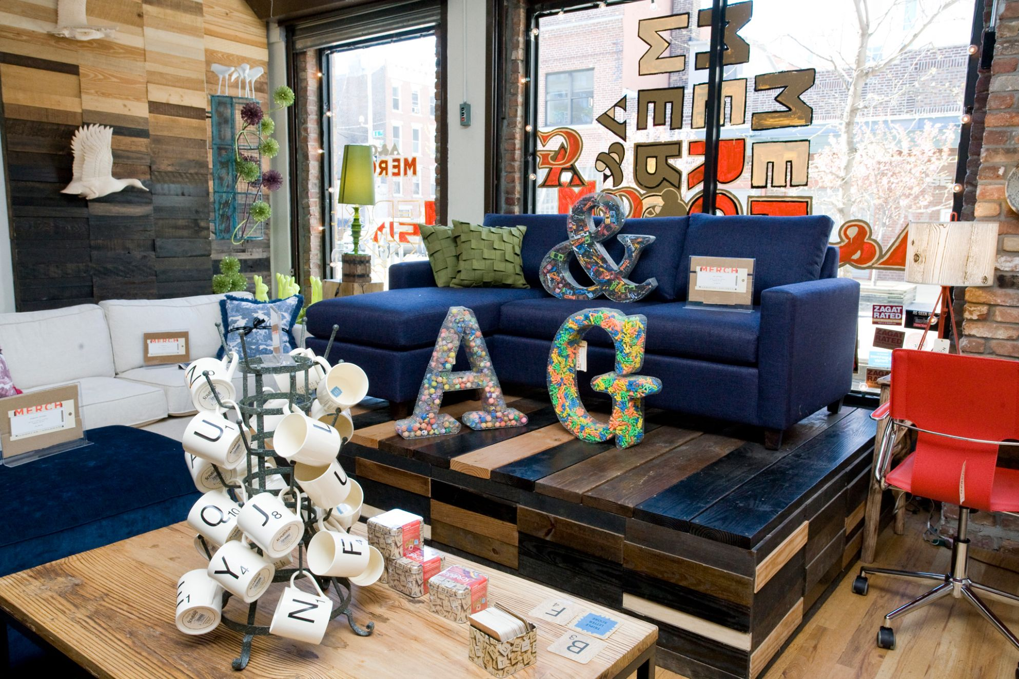 Home decor stores in NYC for decorating ideas and home furnishings - home decor store
