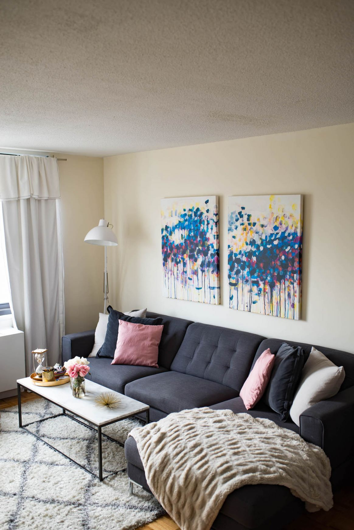 Home Decor Update | New York City Apartment 12 | Katie's Bliss