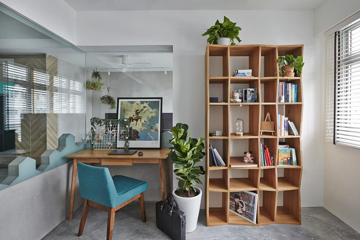Home Office Ideas For Your Own Apartment | SquareRooms