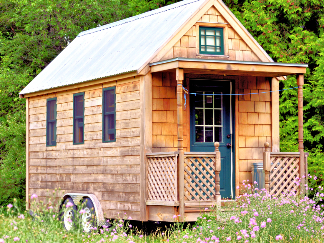 How much does it cost to build a tiny house? It depends ..