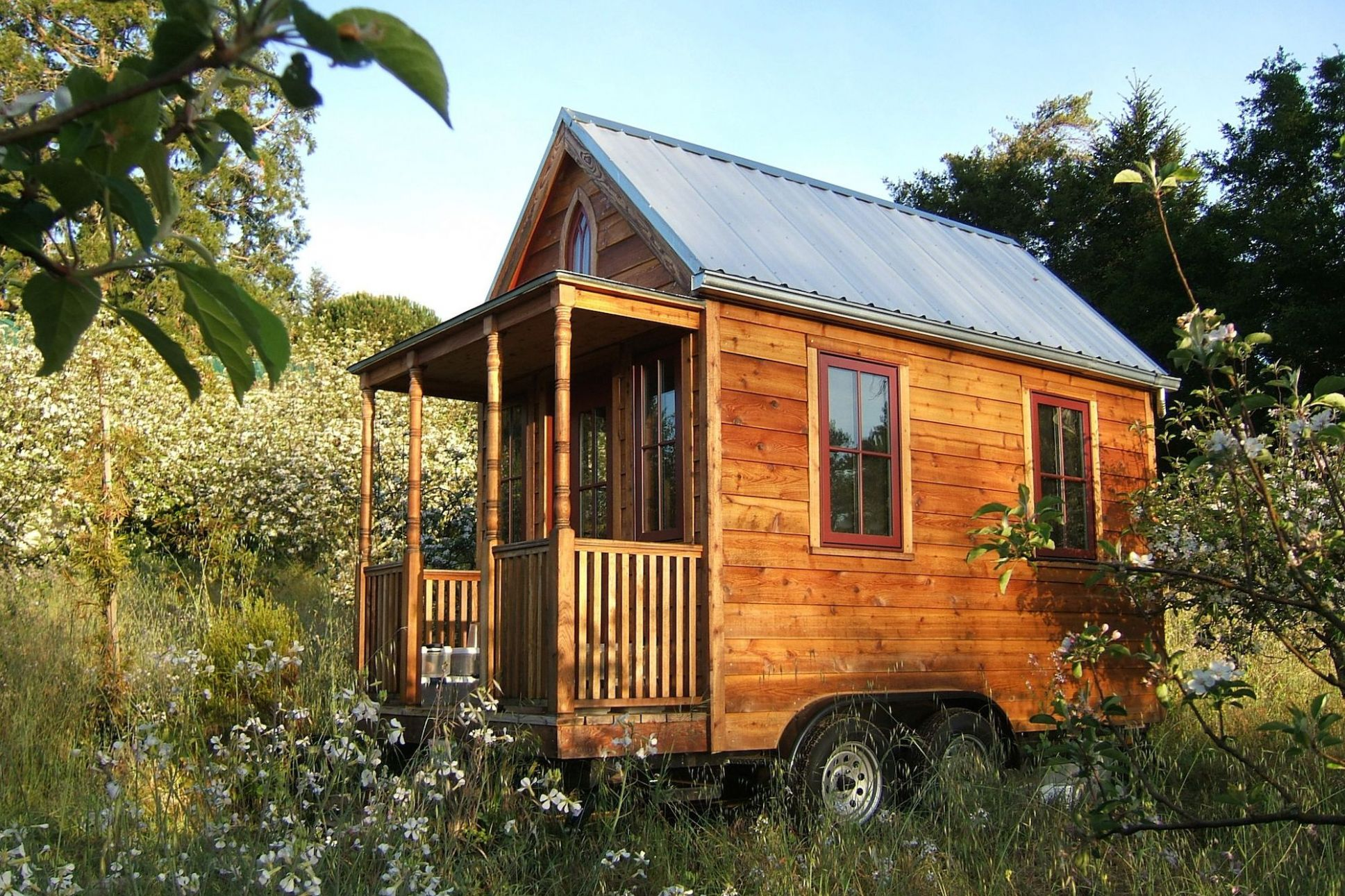 How Much Does it Cost to Build or Buy a Tiny House? - tiny house cost