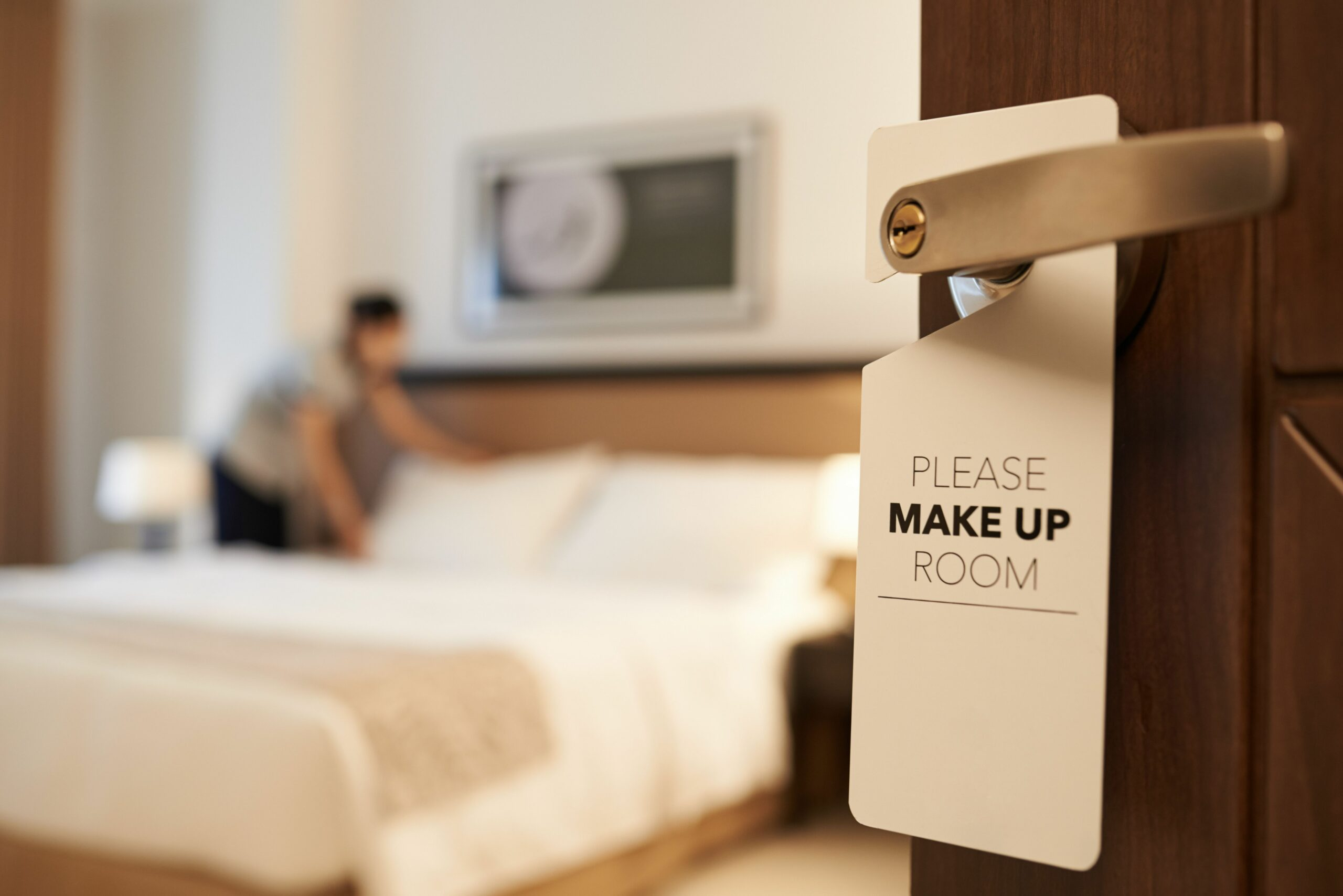 How Much to Tip Hotel Housekeeping | Hotel housekeeping ...