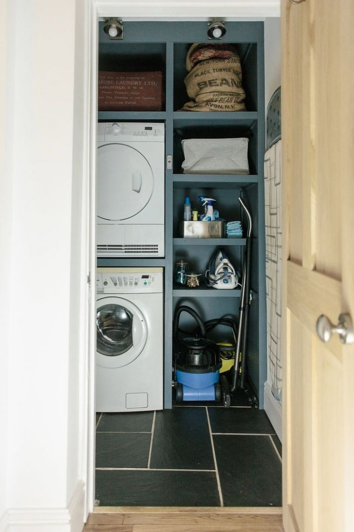 How Practical Is Your Storage? | Utility room storage, Small ..