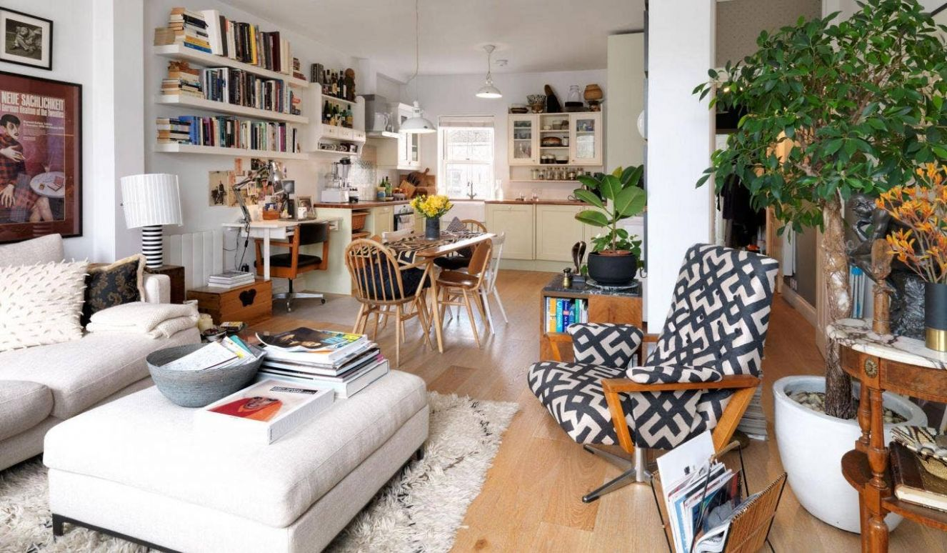 How to decorate a rental flat: interior designer Sophie Ashby's ...