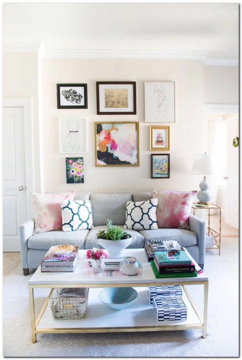 How to Decorating Small Apartment Ideas on Budget | First ...