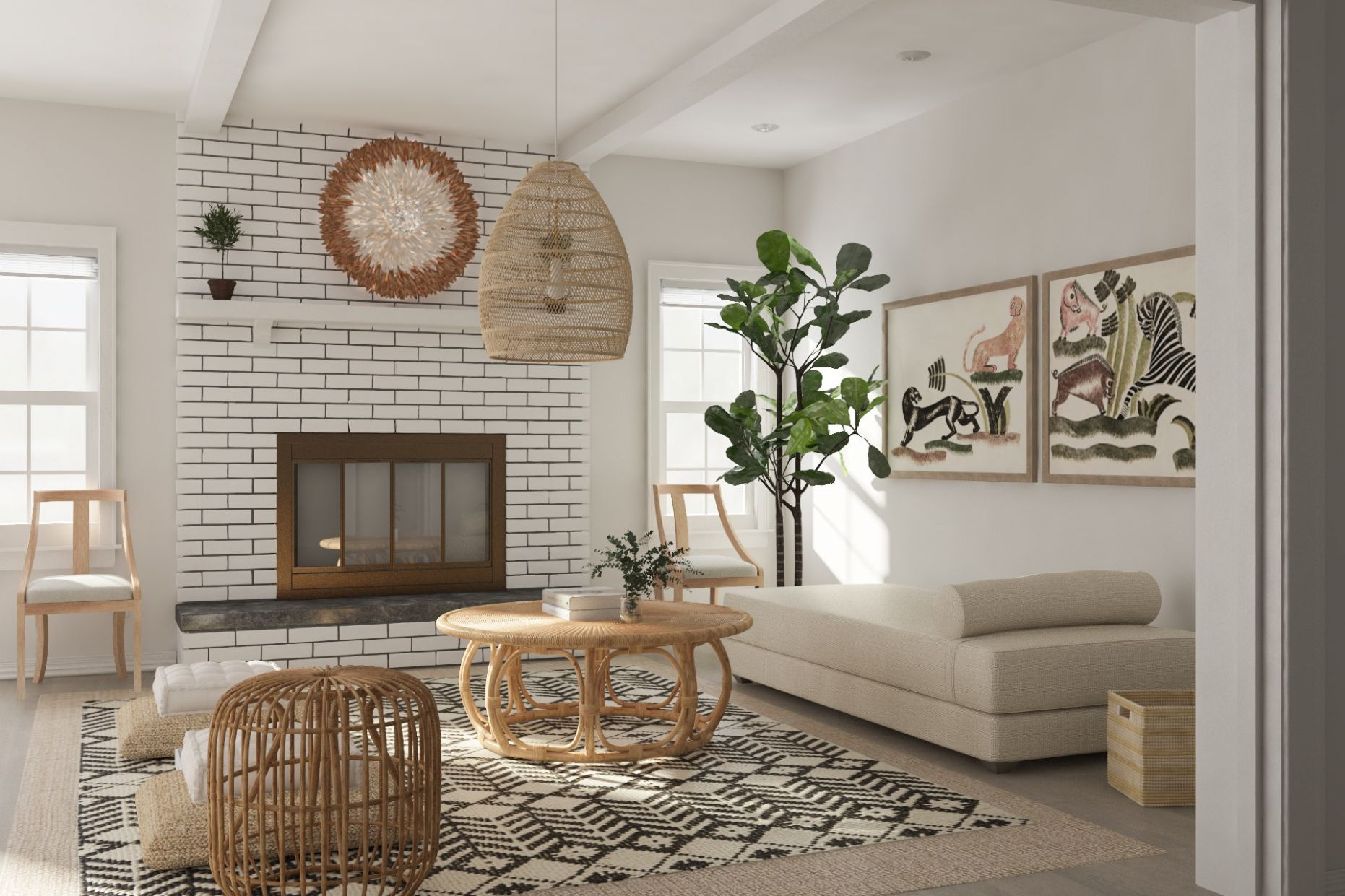 How to Design Your Living Room Without a Sofa | Architectural Digest - living room ideas with just chairs