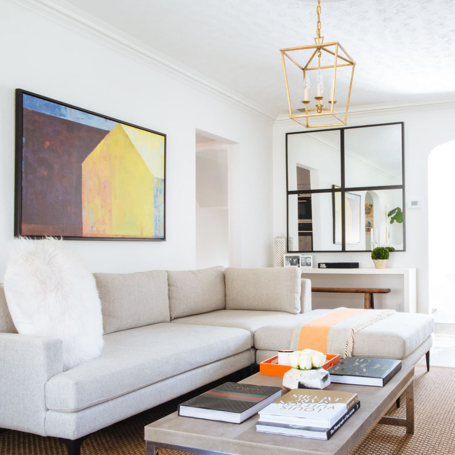 How To Get a High End Living Room Look on a Budget | Apartment Therapy - apartment therapy decor ideas