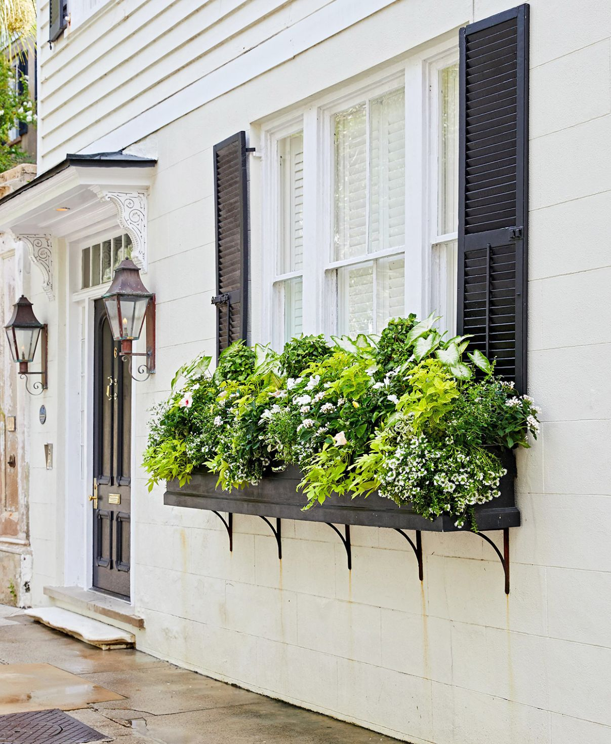 How to Plant a Window Box Like a Pro | Better Homes & Gardens - window box ideas