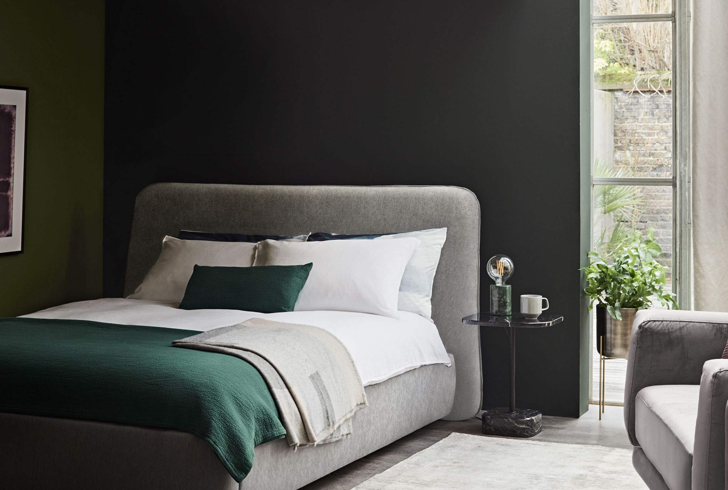 How to style the John Lewis interior design trends for A/W 11 - bedroom ideas john lewis