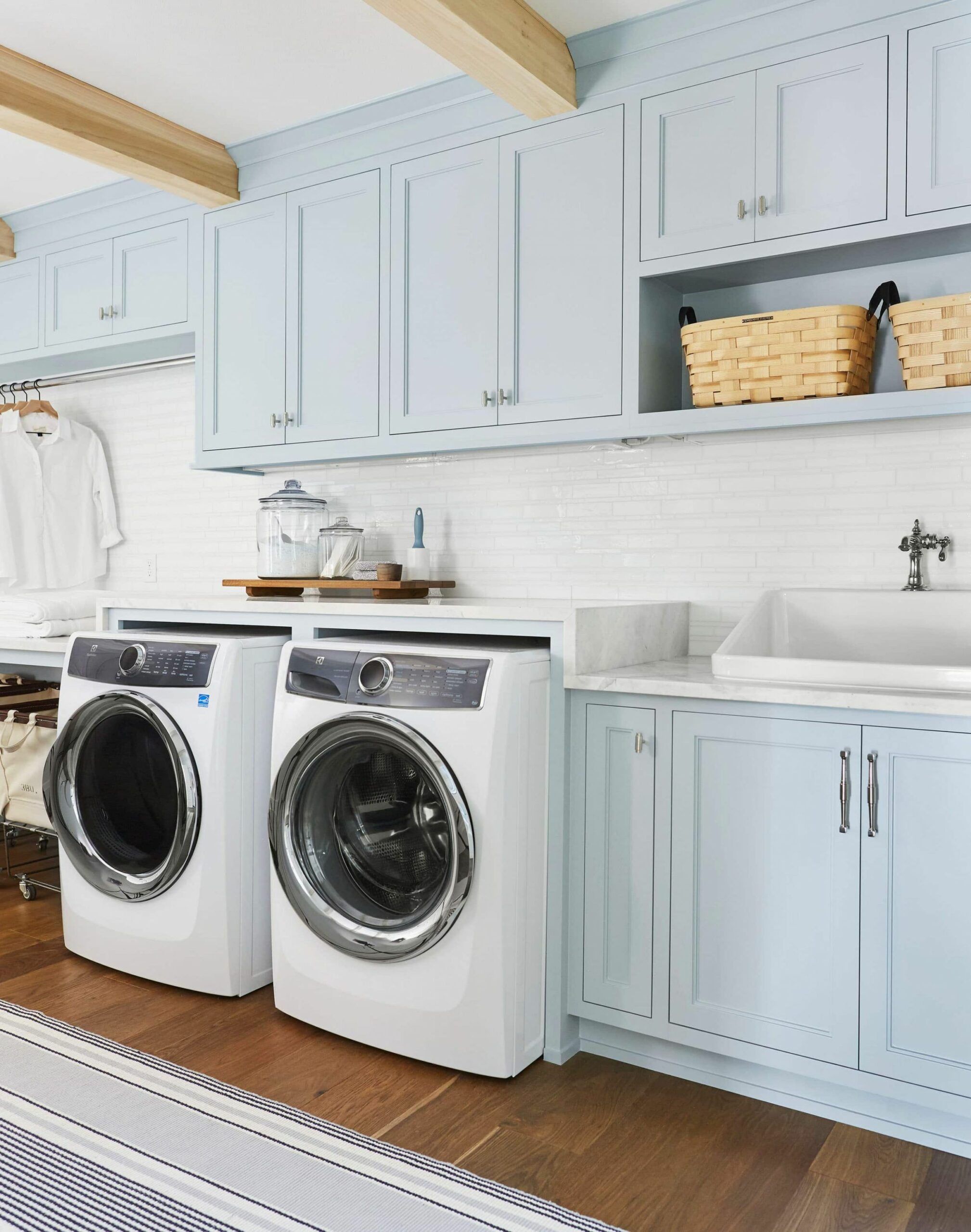 How We Designed a Family-Friendly Laundry Room in the Portland ..