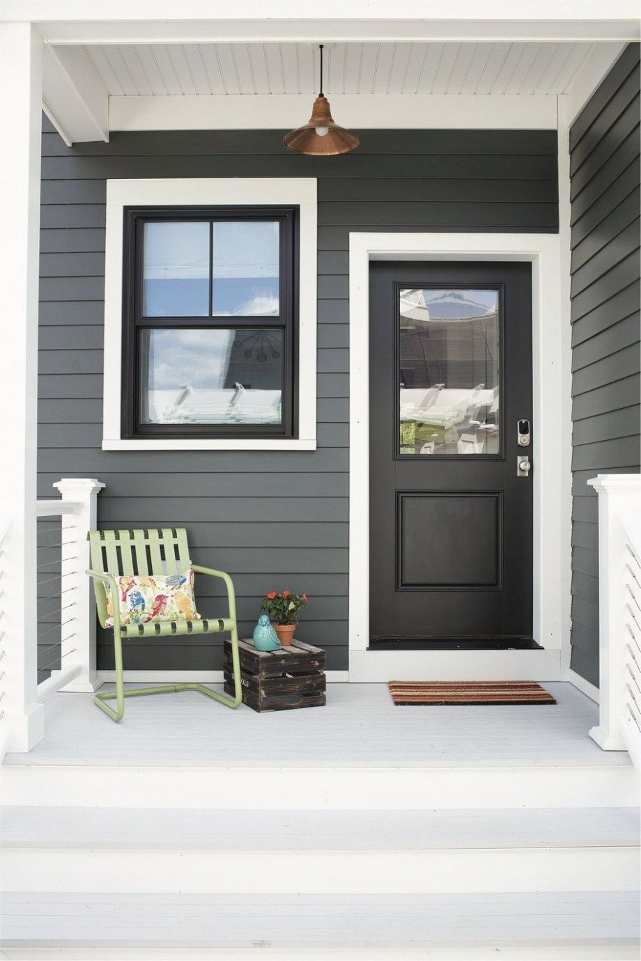 Image result for kendall charcoal exterior black windows | House ...